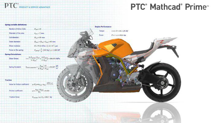 MathCAD PTc